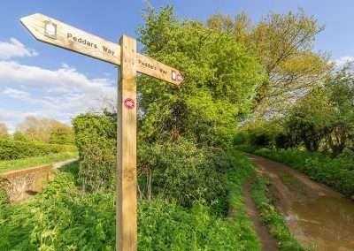 Peddar's Way Norfolk