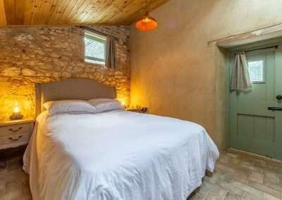 Potting Shed bedroom